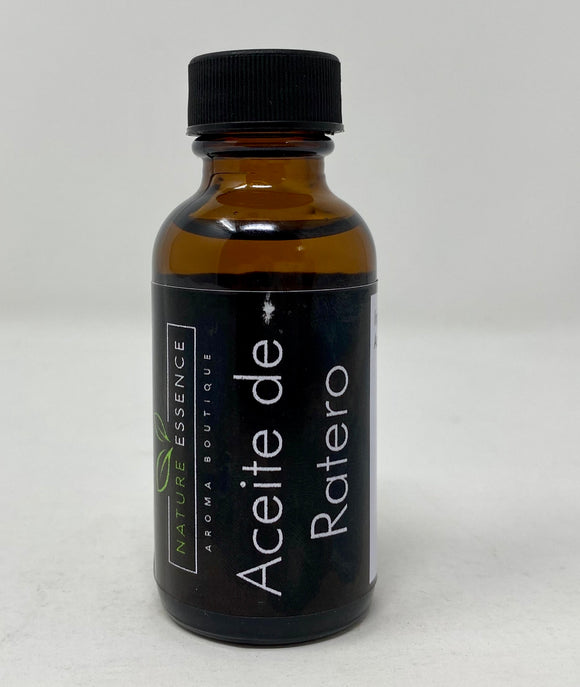 NATURE ESSENCE ACEITE RATEROS 1 OZ