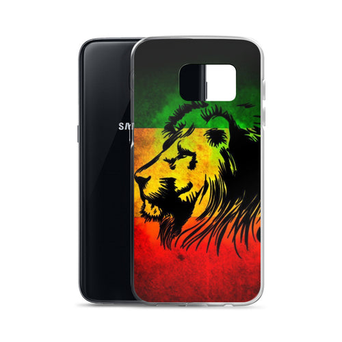 Lion of Judah Samsung Galaxy S7/S7 Edge Case - The Trove Shop