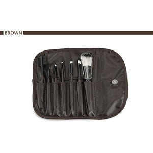 7pcs Makeup Brushes Kit - The Trove Shop