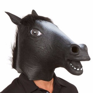 Various Horse Head Latex Masks - The Trove Shop