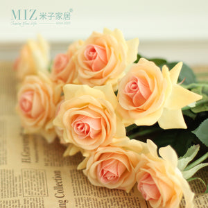 5 Pieces High Quality Artificial Roses