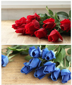 5 Pieces High Quality Artificial Roses - The Trove Shop