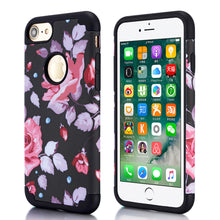 iPhone 6 6S Plus 7 8 Shockproof Rugged Hybrid Rubber Matte Hard Case Cover For Apple iPhone 7 Plus 8 Plus - The Trove Shop