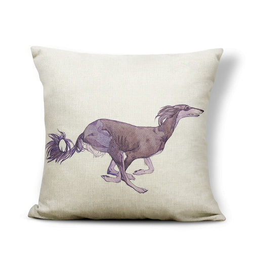 Dog Throw Pillow Covers 17
