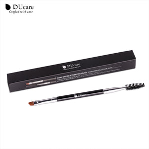 DUcare Eyebrow Brush+Eyebrow Comb - The Trove Shop