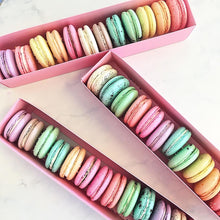 12 pack Macarons Box-Pickup Only