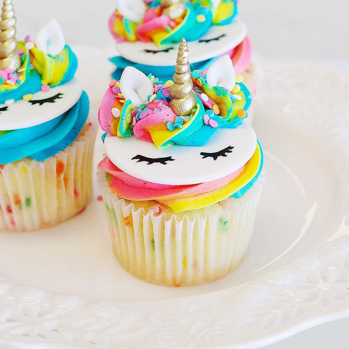 Unicorn Cupcakes (12 pack)