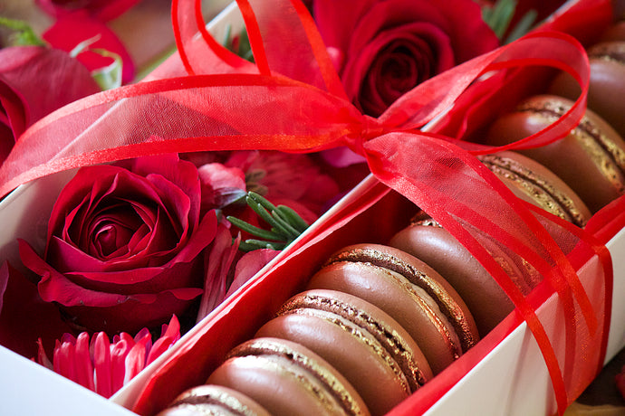 Valentine's Day Macaron Box PICKUP ONLY