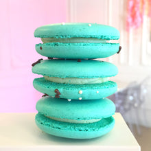 Almond Joy Macarons