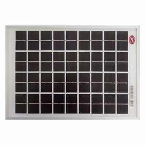 KT SOLAR - 5WATT, 12V SINGLE CELL SOLAR PANEL