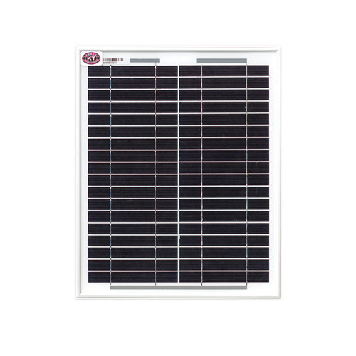 KT SOLAR - 10WATT, 12V SINGLE CELL SOLAR PANEL