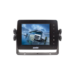 "AXIS MO5001WP 5"" SCREEN - INDUSTRIAL REVERSE CAMERA"