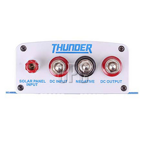 THUNDER - DC TO DC CHARGER 20A WITH SOLAR REGULATOR
