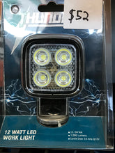 THUNDER -  4 LED MINI WORK LIGHT