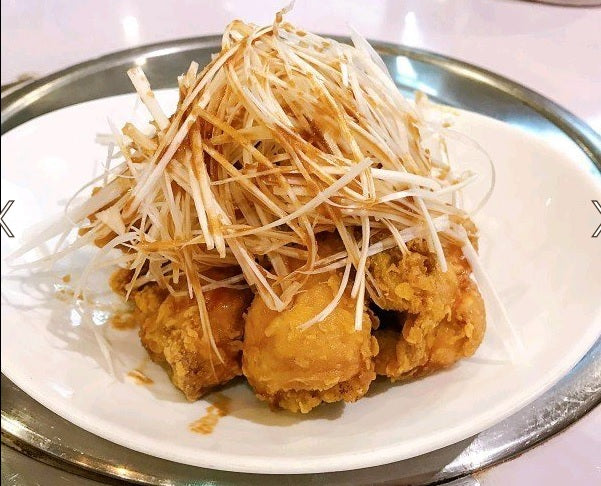 Fried Chicken with Green Onion 香蔥炸雞