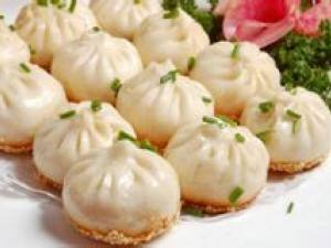 Pan Fried Park Buns 生煎包 10pcs - Katering 點點到會