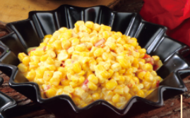 Sweet Corn with Curry Mayonnalse(800g)  serves person 甜粟米粒配咖喱蛋黃醬汁(800克)6人份量
