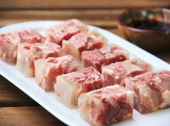 Pork Terrine served with Special Vinaigrette 陳醋餚肉 1KG - Katering 點點到會