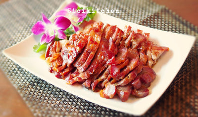 Honey Barbecued Pork 蜂蜜叉燒皇1斤