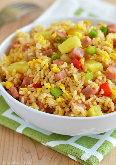 Fukin Style Fried Rice 福建炒飯4磅 - Katering 點點到會