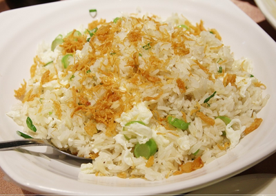 Fried Rice with Scallop & Egg White 瑤柱蛋白炒飯4磅