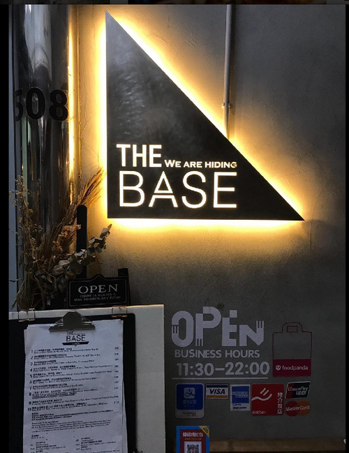 The NATURAL base 20pax  西式20人套餐