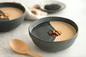 Sesame paste with walnuts 核桃拚芝麻糊 1bowl / 5bowls
