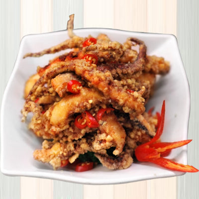 Deep Fried Calamari 必食酥炸魷魚 3 lbs