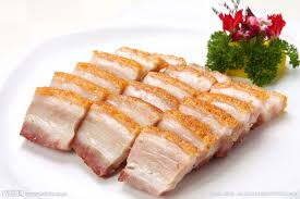 Roasted Pork Tenderloin 脆皮燒腩仔