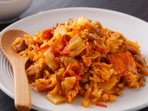 Korean Fried Rice with Kimchee and Pork 韓式泡菜豬肉炒飯 1.5kg