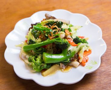 Stir-Fried Assorted Vegetables 泰式炒雜菜