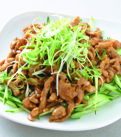 Beef with Sweet Bean Sauce 京醬牛肉 1KG - Katering 點點到會