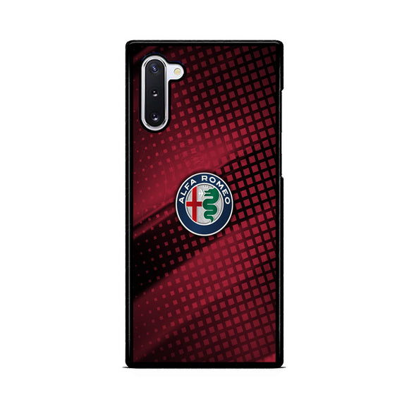 Alfa Romeo Racing Logo Samsung Galaxy Note 10  Case