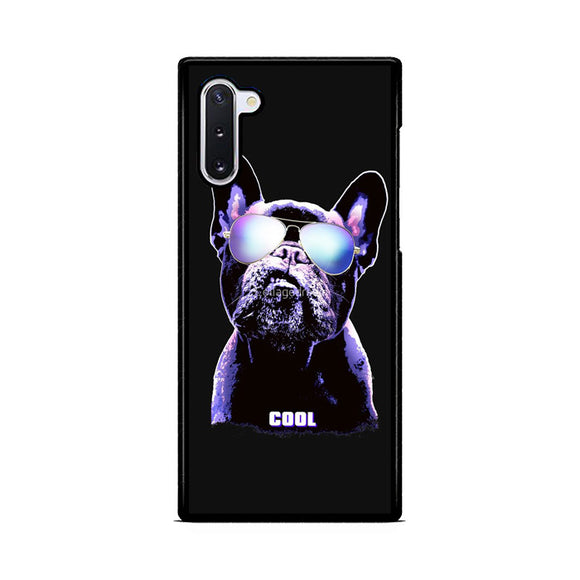French Bulldog Neon Samsung Galaxy Note 10  Case