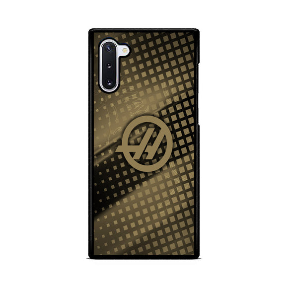 Haas F1 Team Logo Samsung Galaxy Note 10  Case