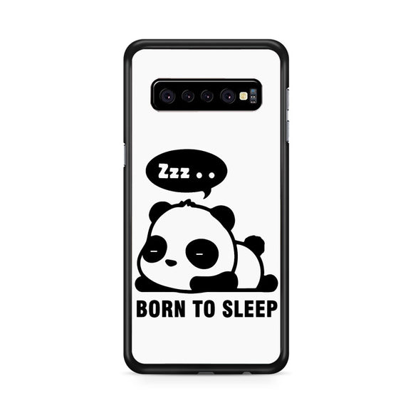Panda Born To Sleep