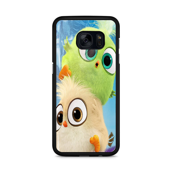 Hatchlings The Angry Birds Movie 2 Samsung Galaxy S7 Edge Case