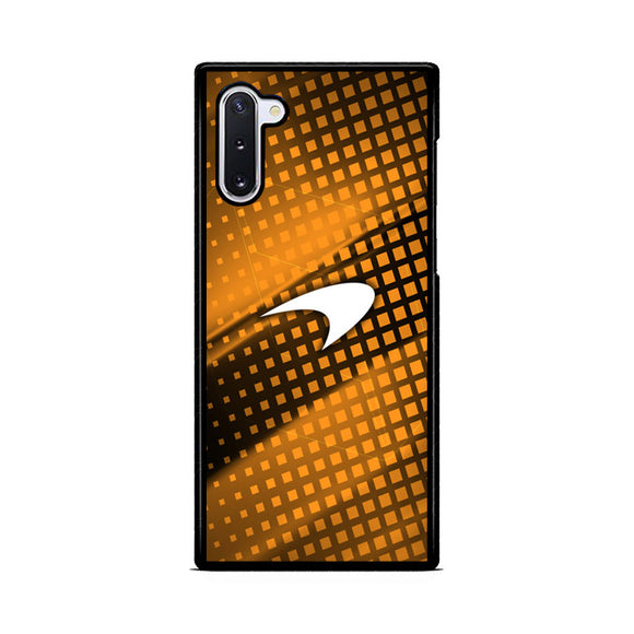 Mclaren Formula One Logo Samsung Galaxy Note 10  Case