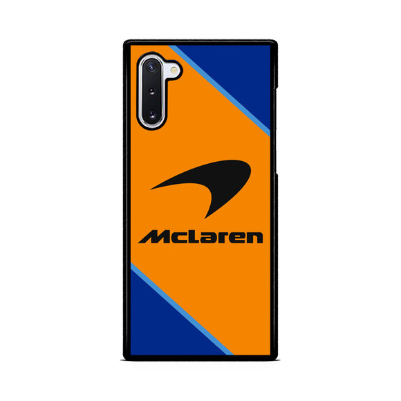 McLaren MCL33 Wallpapers Samsung Galaxy Note 10  Case