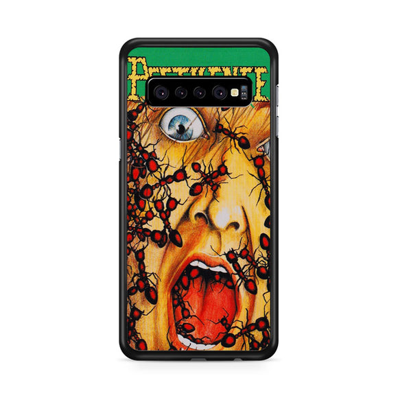 Pestilence Consuming Impulse Samsung Galaxy S10 Plus Case