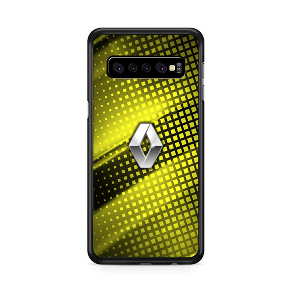 Renault F1 Team Logo Samsung Galaxy S10 Plus Case