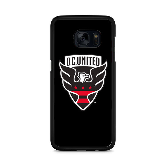 MLS DC United Samsung Galaxy S7 Edge Case