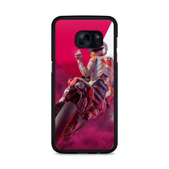 MotoGP 19 Game Samsung Galaxy S7 Edge Case