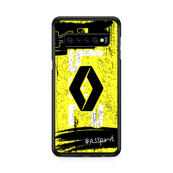 Renault F1 Team Samsung Galaxy S10 Plus Case