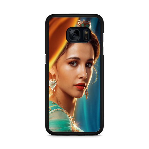 Princess Jasmine In Aladdin Samsung Galaxy S7 Edge Case