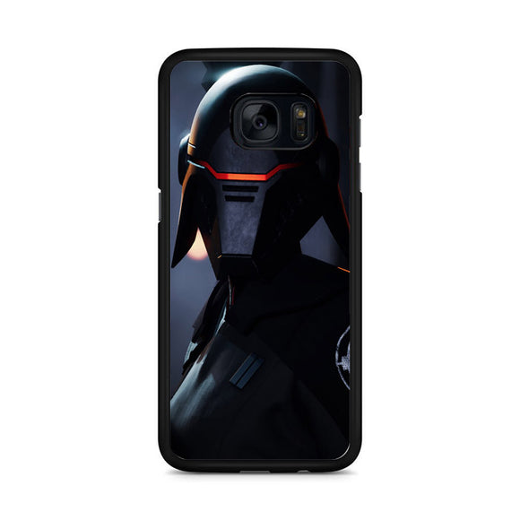 Second Sister Star Wars Jedi Fallen Order Samsung Galaxy S7 Edge Case