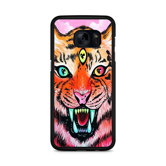 Tiger Samsung Galaxy S7 Edge Case