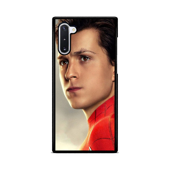 Tom Holland As Peter Parker In Spider-Man Far From Samsung Galaxy Note 10 Case