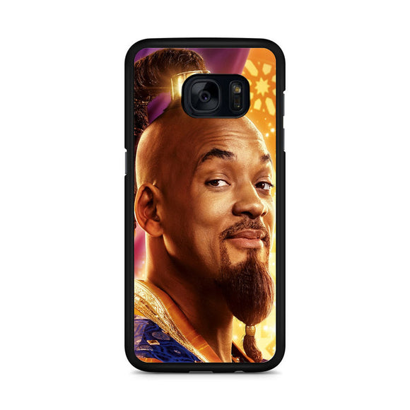 Will Smith In Aladdin Samsung Galaxy S7 Edge Case