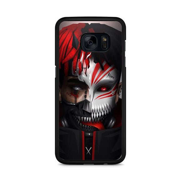XXXTentacion Bleach Samsung Galaxy S7 Edge Case